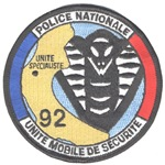 French Police Specops