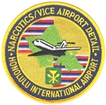 Honolulu PD Airport Detail