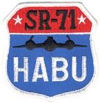 SR-71 Blackbird HABU