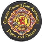 Orange County FD Pipes & Drums