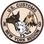 New York Customs K-9