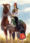 Mounted Shriner