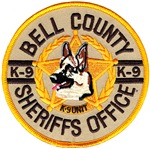 Bell County Sheriff K9