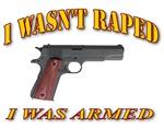 I Wasn't Raped