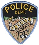 Oblong Illinois Police
