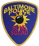 Baltimore Bomb Squad