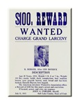 Leo Botrick Wanted