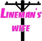 Lineman's Wife hot pink