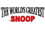 The World's Greatest Snoop