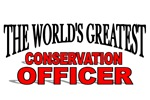 The World's Greatest Conservation Officer