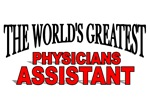 The World's Greatest Physicians Assistant