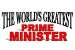 The World's Greatest Prime Minister