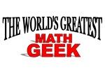 The World's Greatest Math Geek