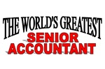 The World's Greatest Senior Accountant