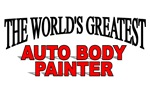 The World's Greatest Auto Body Painter