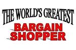 The World's Greatest Bargain Shopper