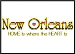 New Orleans, home & heart