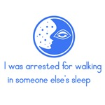 Funny Sleep Walking Humor