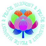 Harmony & Peace Lotus Flower