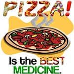 Pizza is the Best Medicine