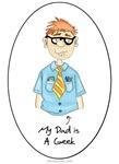 (3) My Dad's A Geek