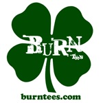 BurnTees 4 Leaf Clover