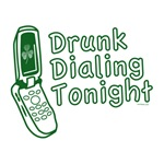 Drunk Dialing Tonight