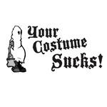 Your Costume Sucks