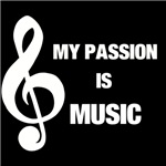 My Passion  Is Music