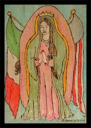 Virgen de Guadalupe Mex/Amer