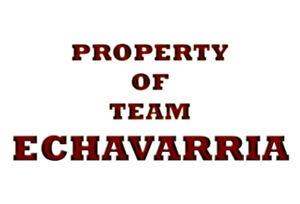 Property of team Echavarria