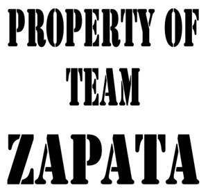 Property of team Zapata