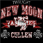 New Moon Cullen t shirts