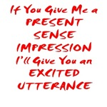 Excited Utterance