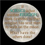 If Science is a Religion...
