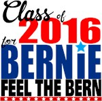 Class 2016 for Bernie