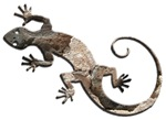 Brown Stone Gecko