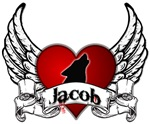 Jacob Heart Tattoo