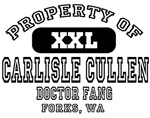 Property of Carlisle Cullen