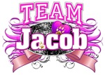 Twilight Team Jacob - PInk