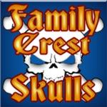 Family Crest Skulls