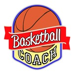 Basketball Coach Badge