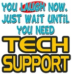 The Big Bang Theory - Tech Support