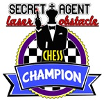 Secret Agent Obstacle Chess