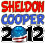 Sheldon Cooper For President