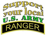 Support your Ranger