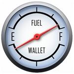 Gas vs Wallet Gauge