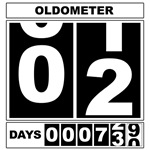 2nd Birthday Oldometer