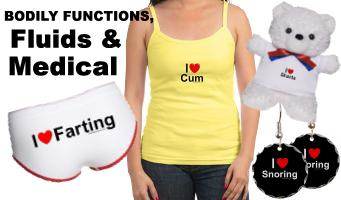 Bodily Functions, Fluids & Medical