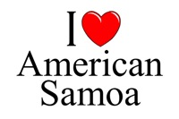 I Love American Samoa